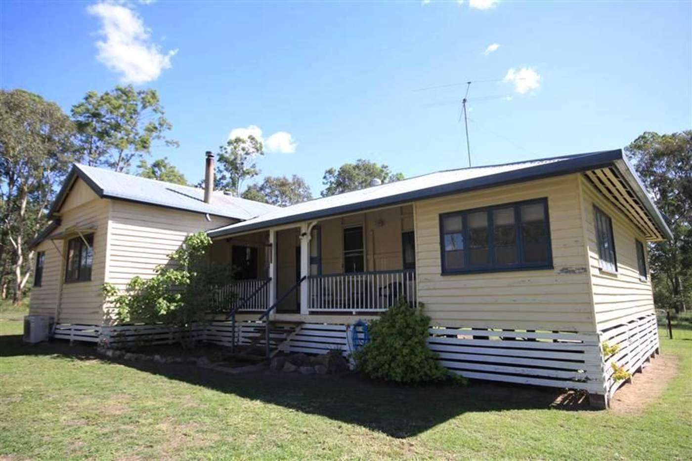 Main view of Homely acreageSemiRural listing, 26 Racecourse Road, Nanango QLD 4615