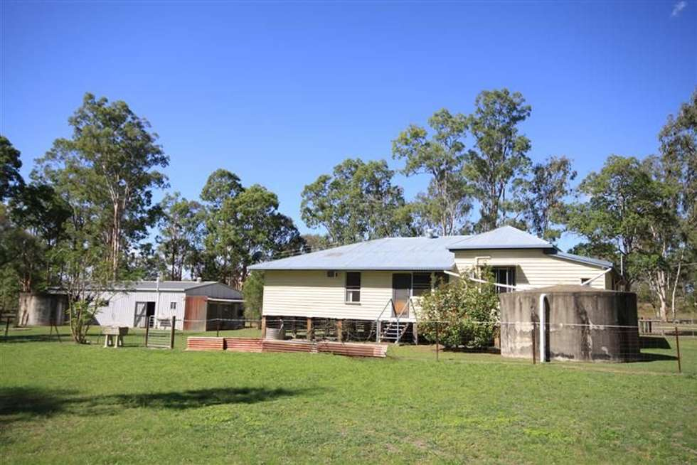 Second view of Homely acreageSemiRural listing, 26 Racecourse Road, Nanango QLD 4615