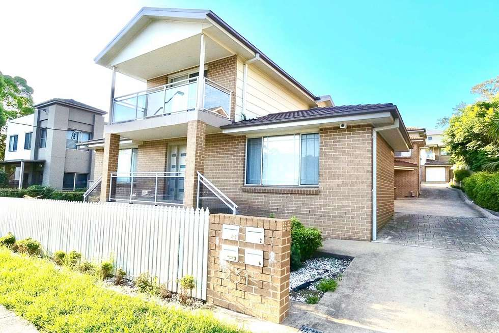 Second view of Homely townhouse listing, 3/231 Gipps Road, Keiraville NSW 2500