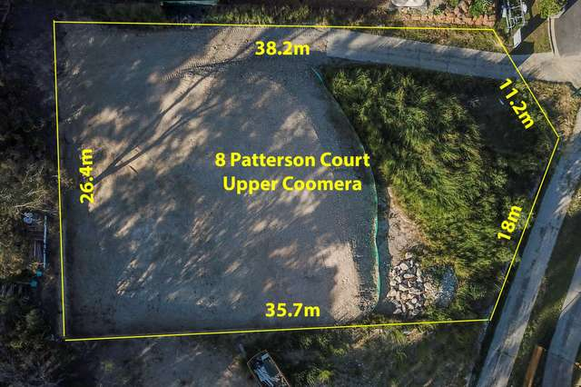 8 Patterson Court, Upper Coomera QLD 4209