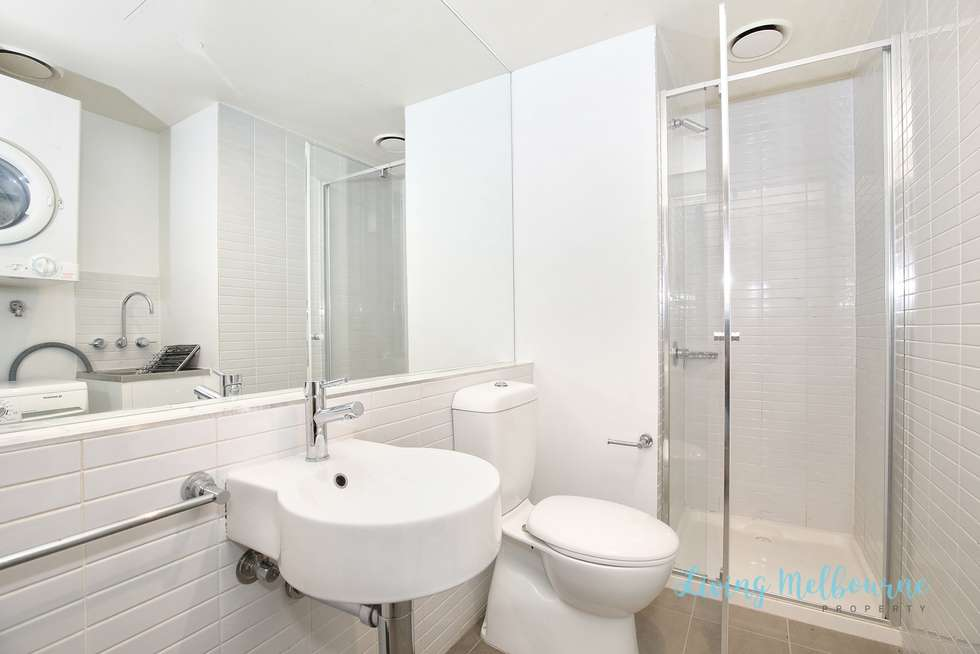 Third view of Homely apartment listing, 407/253 Franklin Street, Melbourne VIC 3000