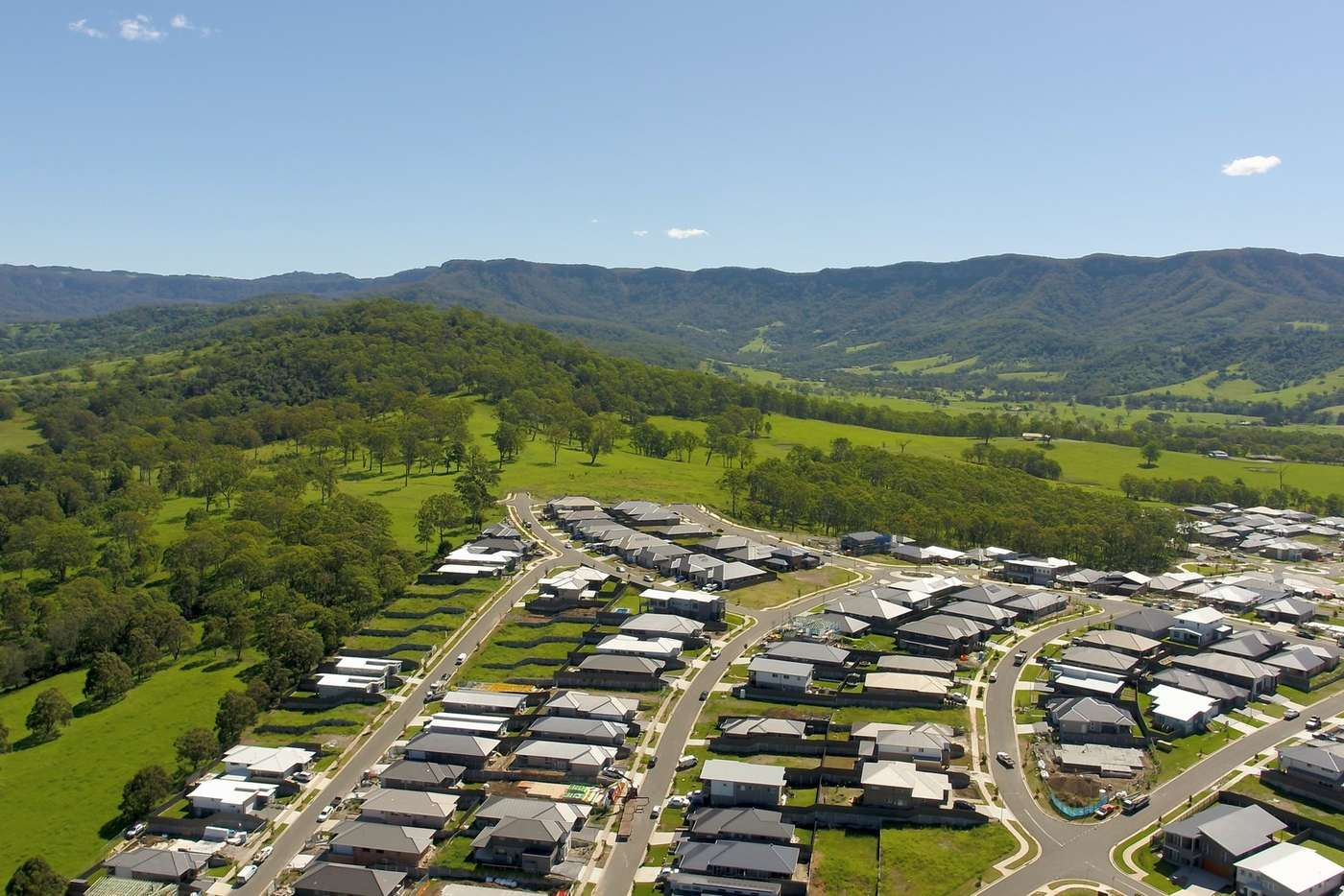 Main view of Homely residentialLand listing, 5172 Aspen Release Calderwood Valley, Calderwood NSW 2527