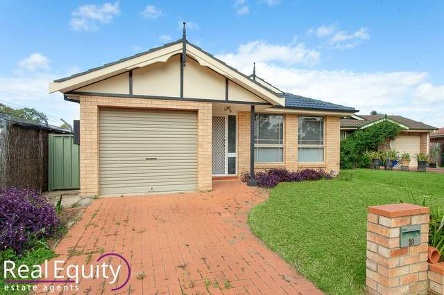19 Cressbrook Drive, Wattle Grove NSW 2173