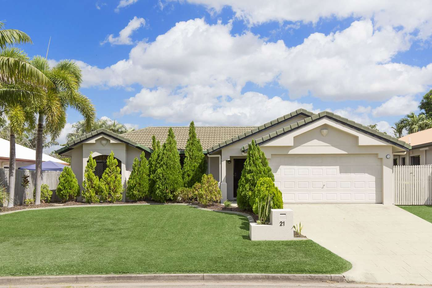Main view of Homely house listing, 21 Woodbine Drive, Annandale QLD 4814