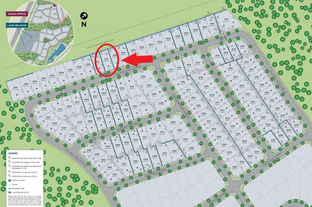 Lot 4311 Mulholland Ave, Campbelltown NSW 2560