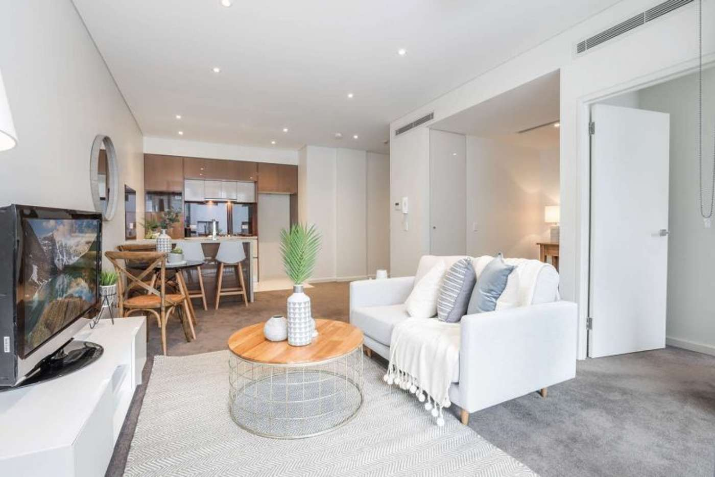 Main view of Homely apartment listing, 504B/7-13 Centennial Ave, Lane Cove North NSW 2066