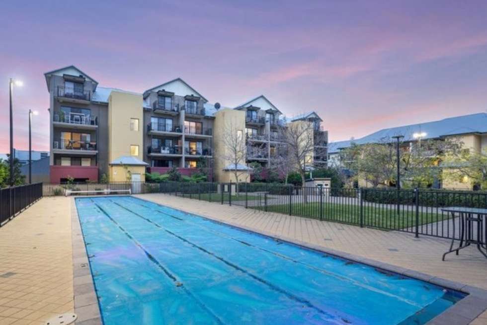 Second view of Homely apartment listing, 78/250 Beaufort Street, Perth WA 6000