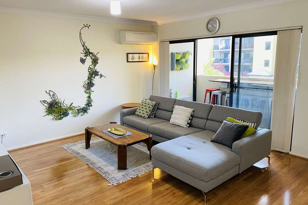 Fourth view of Homely apartment listing, 78/250 Beaufort Street, Perth WA 6000