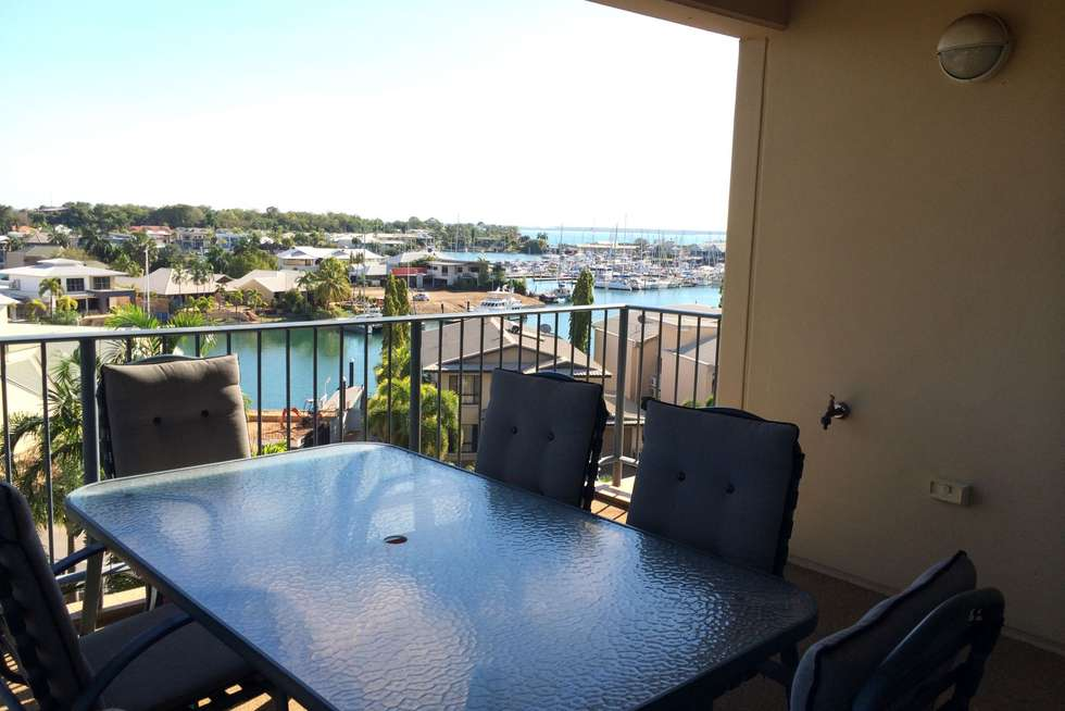 Second view of Homely apartment listing, 1/6 Marina Boulevard, Larrakeyah NT 820