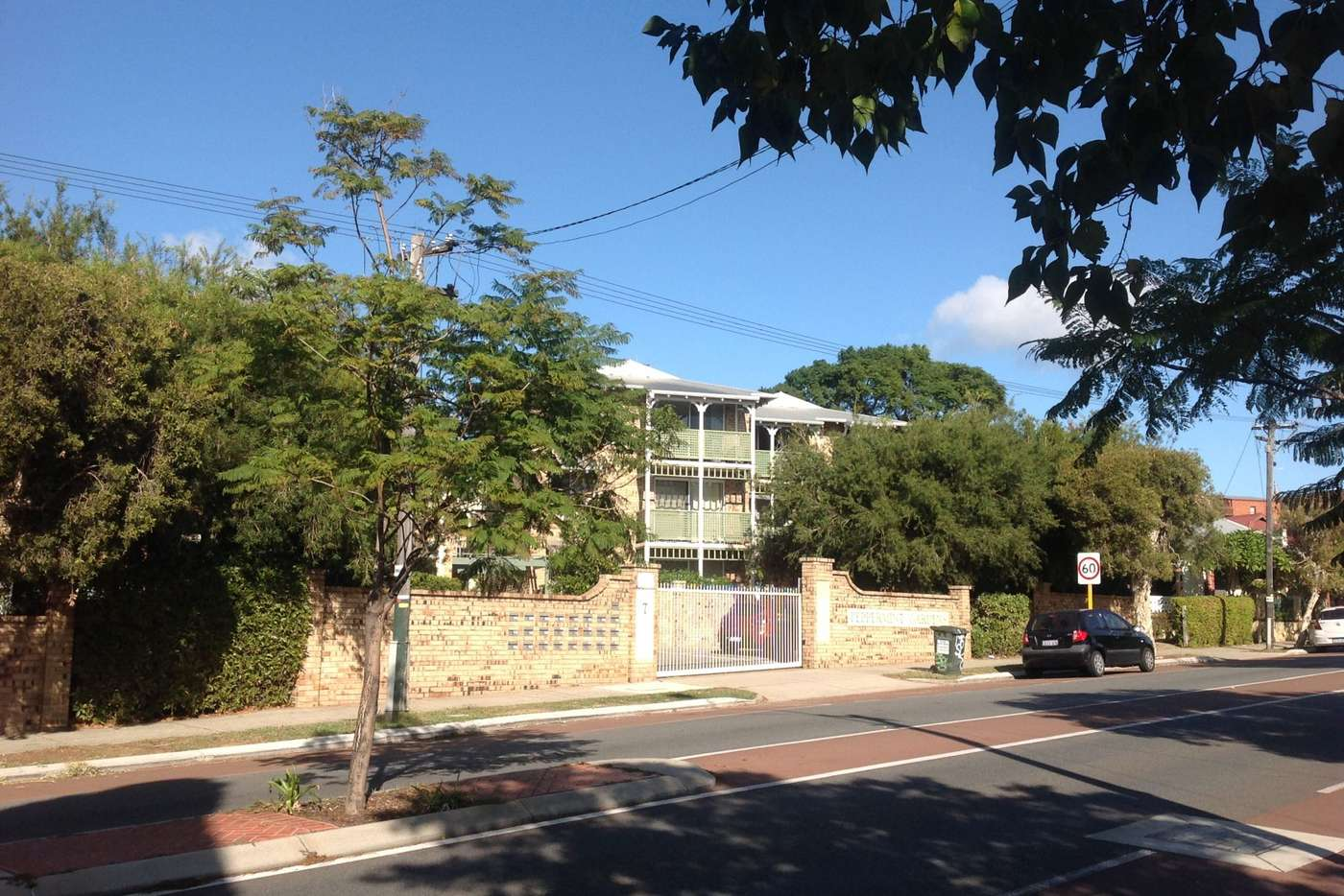 Sixth view of Homely apartment listing, 24/7 Vincent Street, Mount Lawley WA 6050