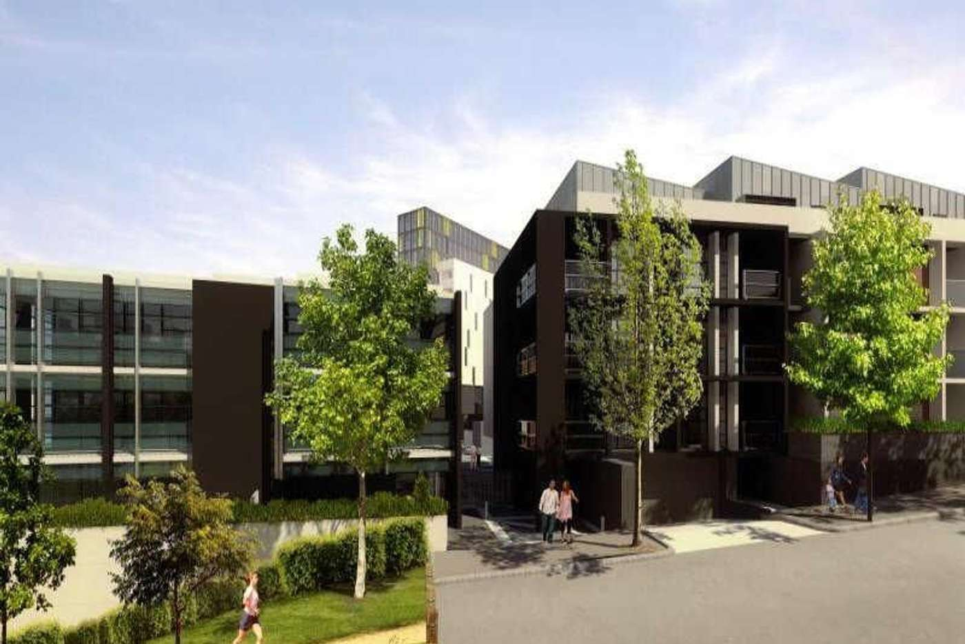 Main view of Homely unit listing, T206/119 Turner Street, Abbotsford VIC 3067