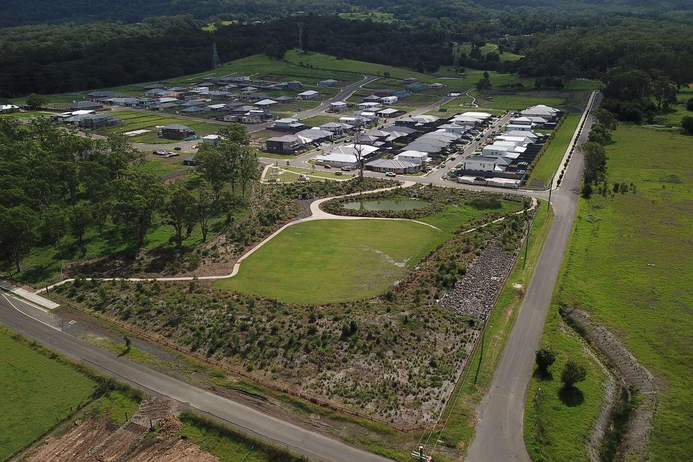 Main view of Homely residentialLand listing, Kembla Grange Estate Cnr of Paynes & Sheaffes Roads, Kembla Grange NSW 2526