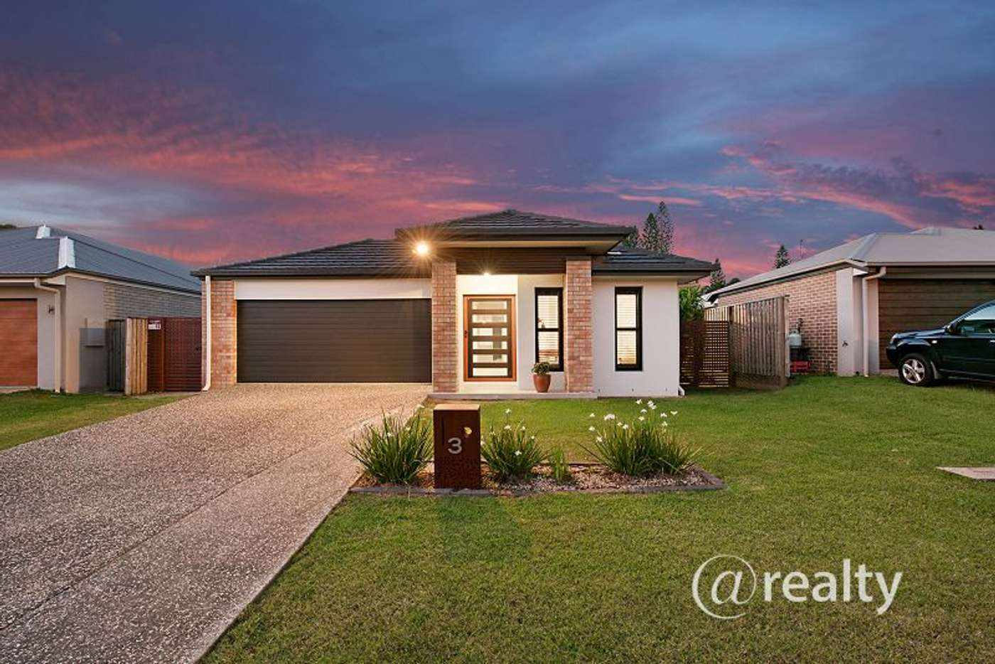 Main view of Homely house listing, 3 Riverside Circuit, Joyner QLD 4500