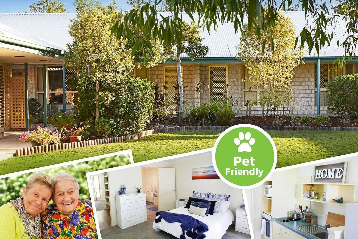 Main view of Homely retirement listing, 60069B/26 Beverin Street, Sebastopol VIC 3356