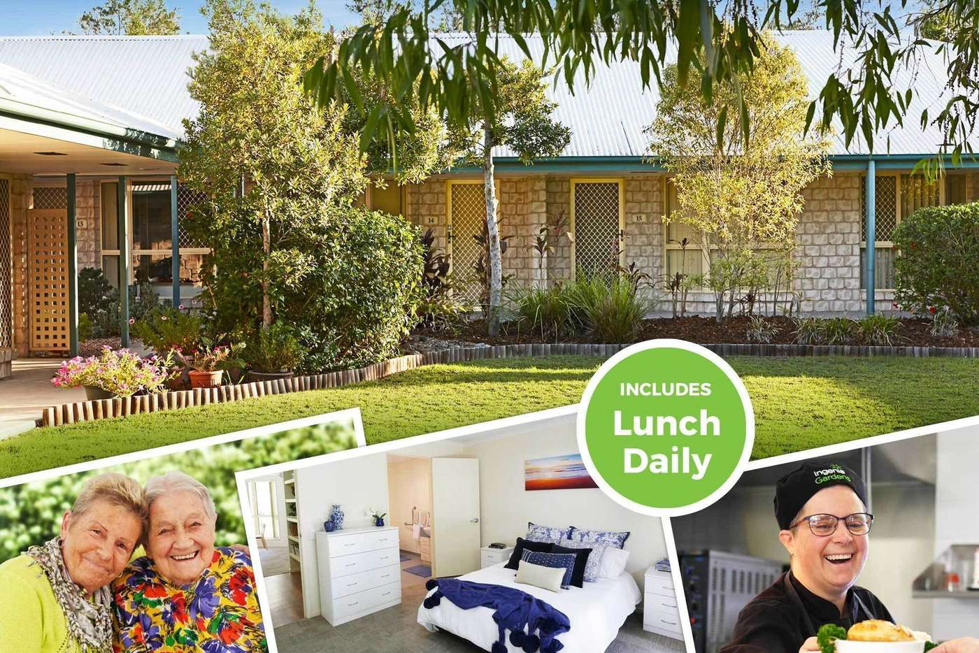 Main view of Homely retirement listing, 60071B/26 Beverin Street, Sebastopol VIC 3356