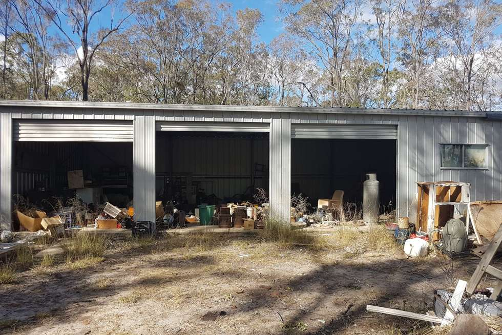 Second view of Homely acreageSemiRural listing, 458 Kumbia Road, Brooklands QLD 4615