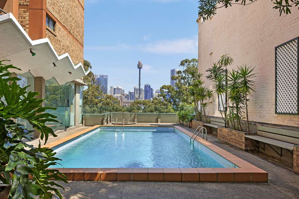Third view of Homely studio listing, 104/145 Victoria Street, Potts Point NSW 2011