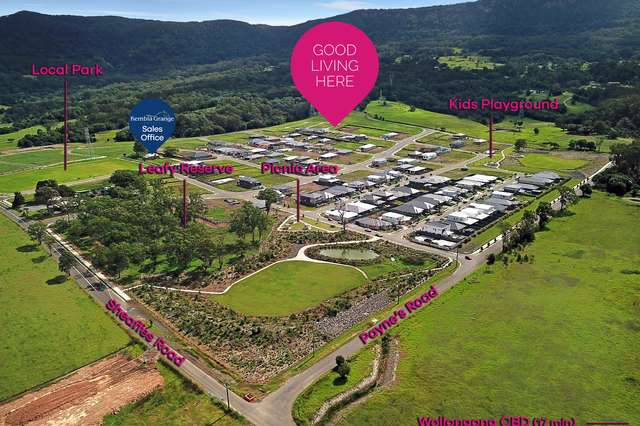 (Lot 3019) 68 Neeson Road, Kembla Grange NSW 2526
