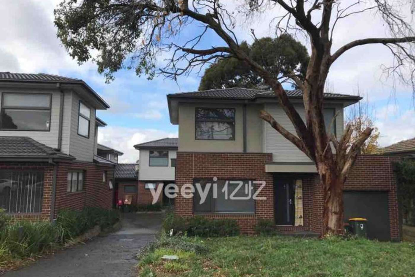 Main view of Homely unit listing, 2/31 McCulloch St, Nunawading VIC 3131