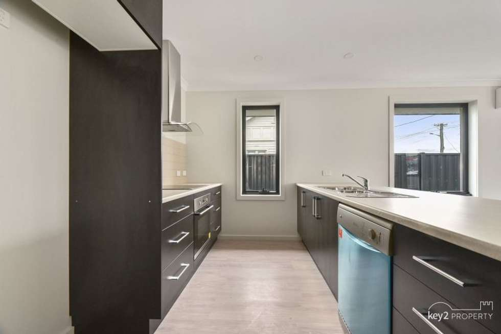 Second view of Homely unit listing, 1/5 Cadorna Street, Mowbray TAS 7248