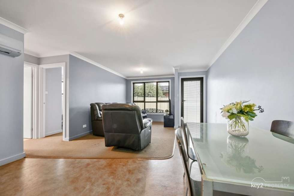 Third view of Homely unit listing, 3/3 Phoebe Court, Riverside TAS 7250