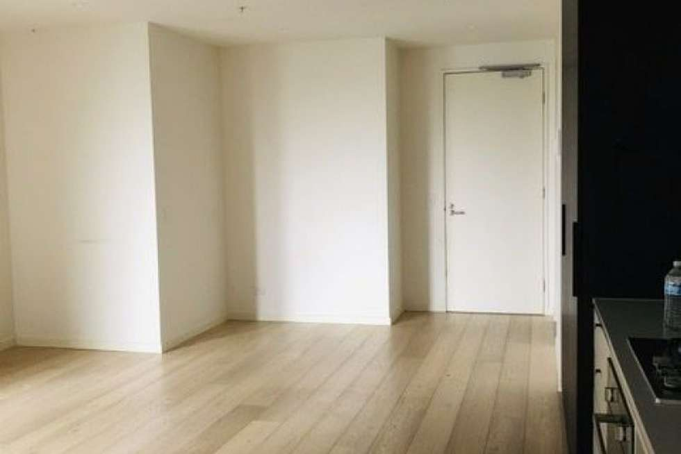 Second view of Homely apartment listing, 601/61 Galada Ave, Parkville VIC 3052