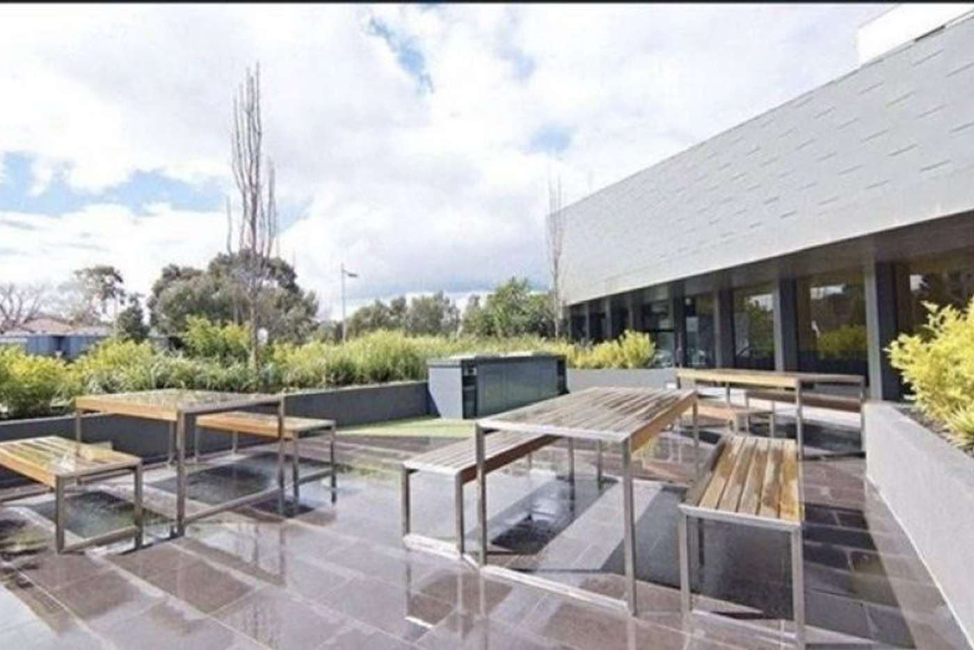 Seventh view of Homely apartment listing, 601/61 Galada Ave, Parkville VIC 3052