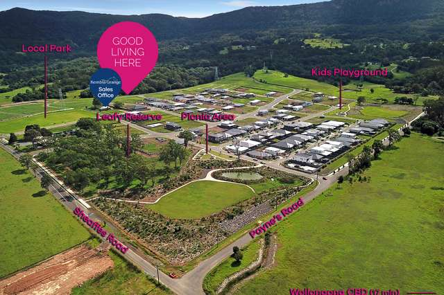 (Lot 5018) 79 Neeson Road, Kembla Grange NSW 2526