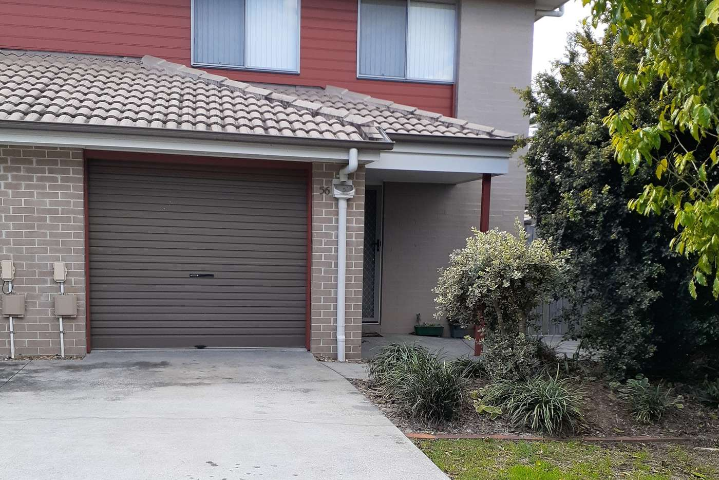 Main view of Homely townhouse listing, 56/99 Peverell St, Hillcrest QLD 4118