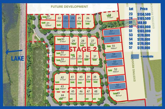 (Lot 56)/10 chester cres, Andergrove QLD 4740