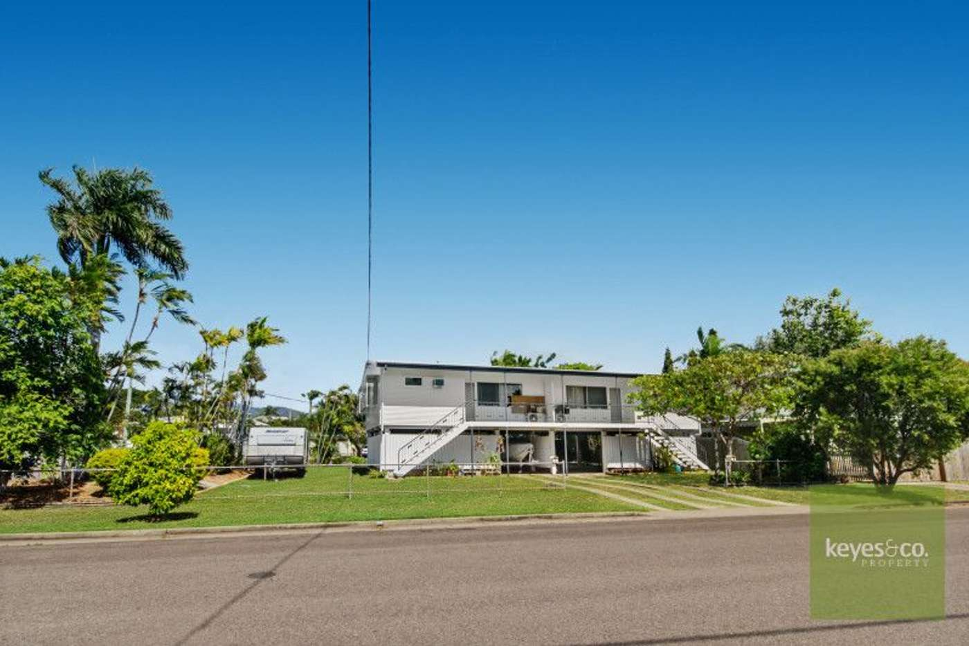 Main view of Homely semiDetached listing, 105 Goodwin Street, Currajong QLD 4812