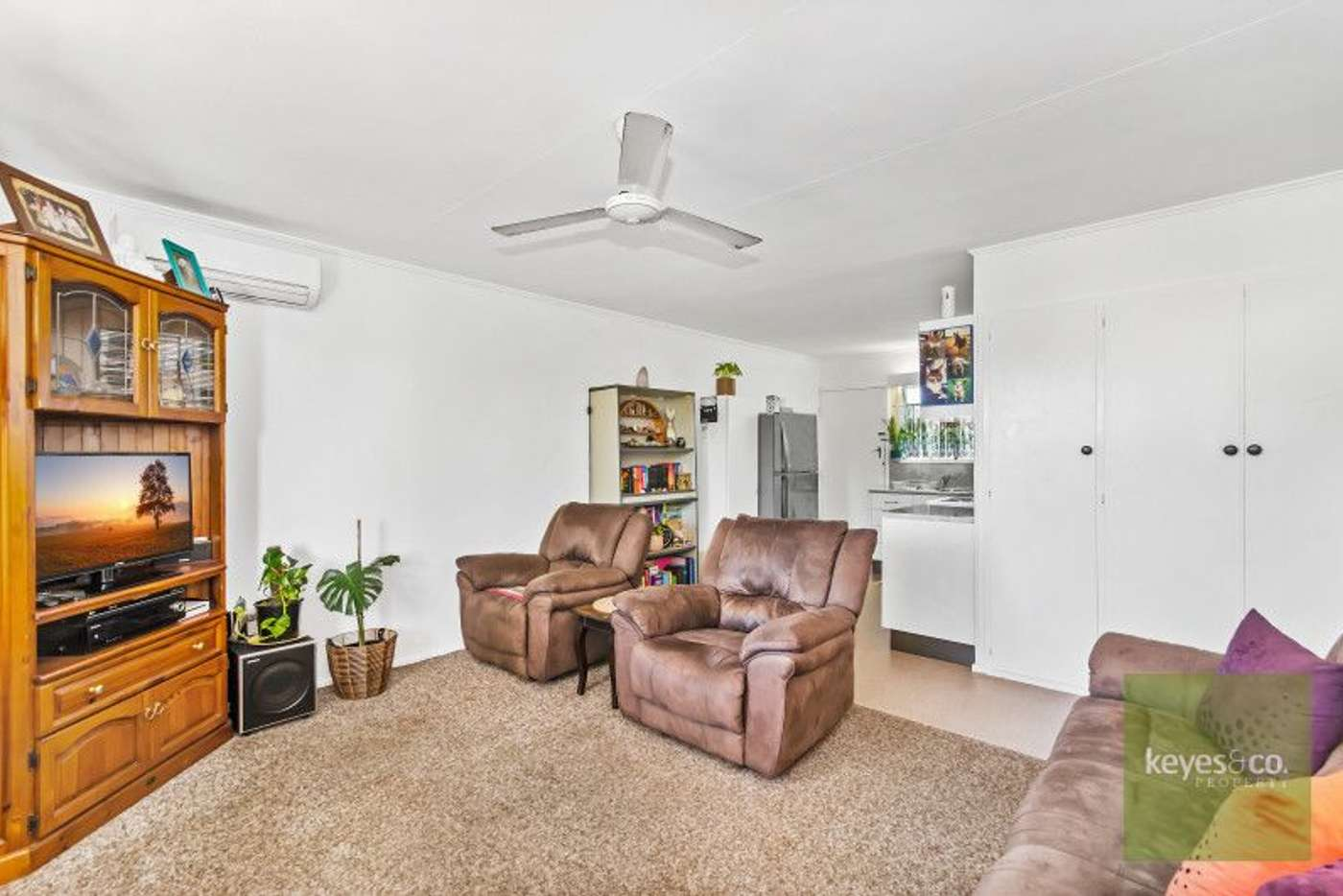 Fifth view of Homely semiDetached listing, 105 Goodwin Street, Currajong QLD 4812