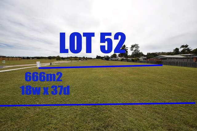 (Lot 52)/8 Glendale St, Andergrove QLD 4740
