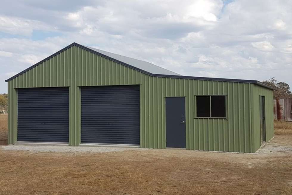 Second view of Homely acreageSemiRural listing, 230 Majors Road, Nanango QLD 4615