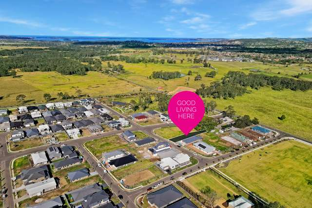 (Lot 1019) 23 Farrier Place, Kembla Grange NSW 2526