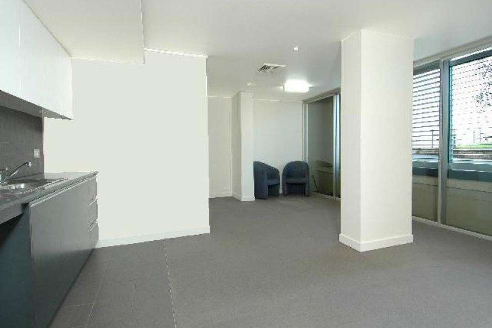 Third view of Homely studio listing, 102/8 Point Street, Pyrmont NSW 2009