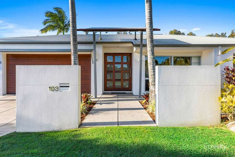 Second view of Homely house listing, 103 The Avenue, Peregian Springs QLD 4573