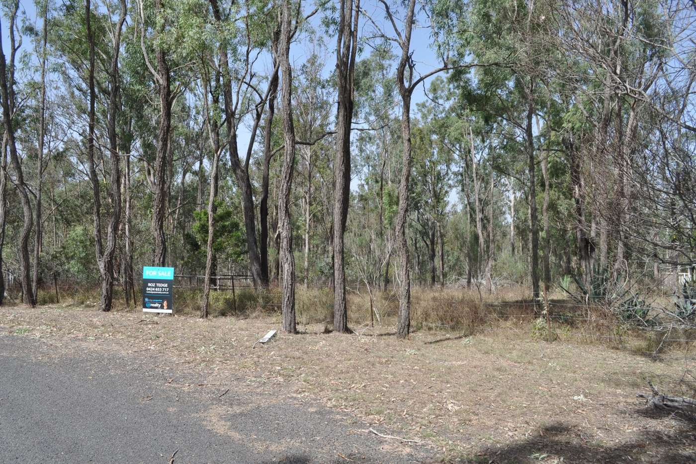 Main view of Homely residentialLand listing, Lot 8 Sandy Ridges Road, Nanango QLD 4615