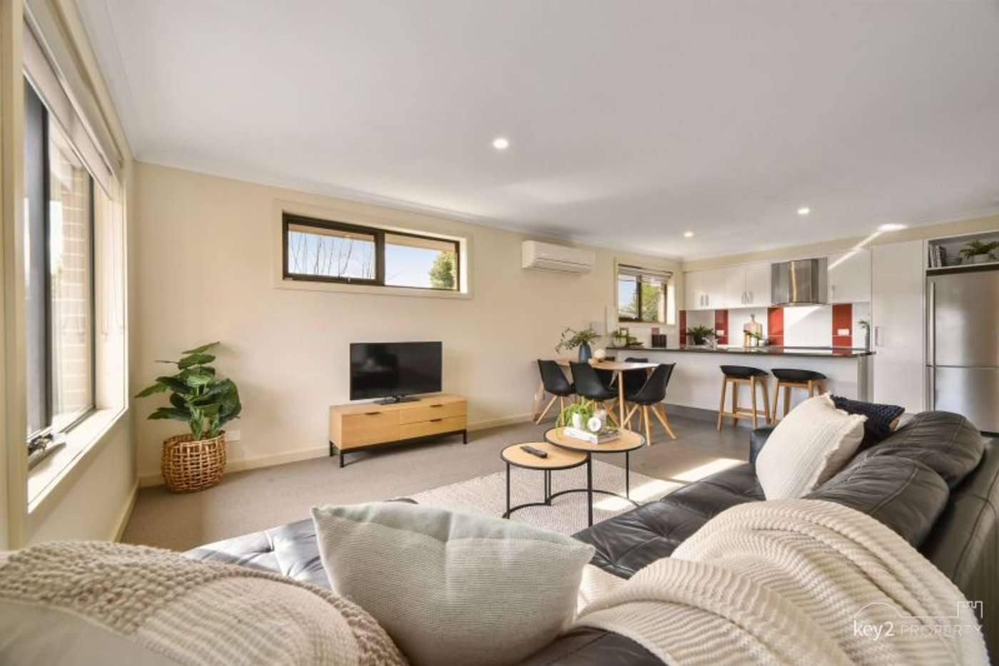 Main view of Homely unit listing, 2/16 Birdwood Street, Mowbray TAS 7248