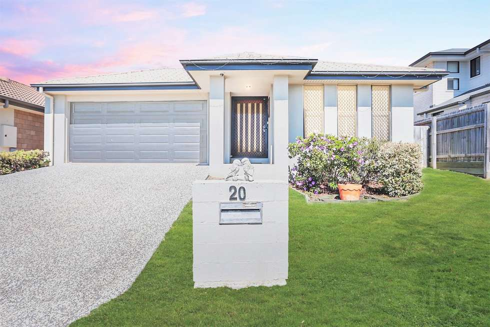 Second view of Homely house listing, 20 Spearmint Street, Griffin QLD 4503