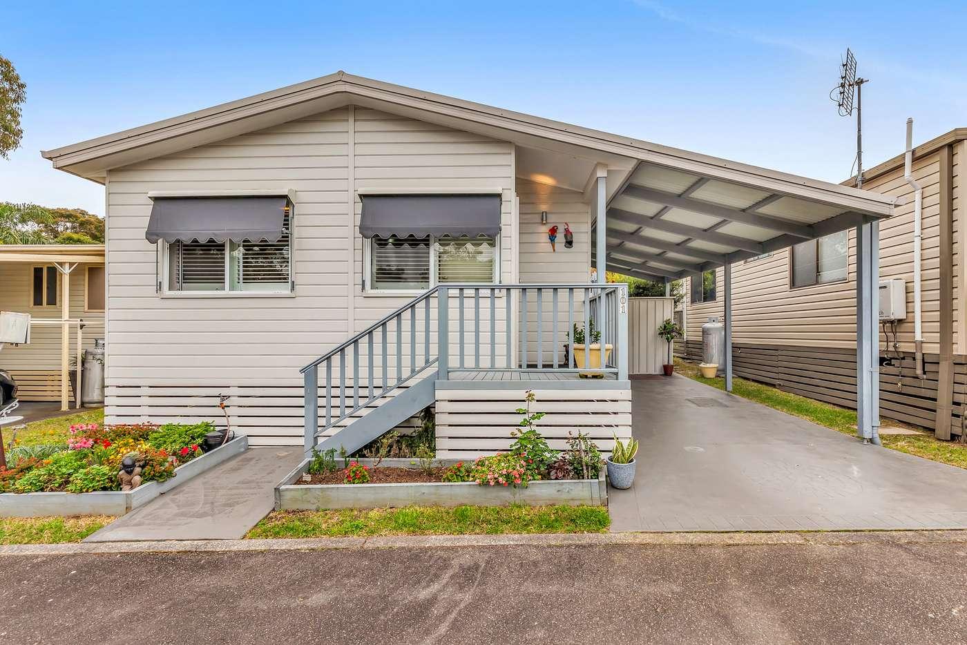 Main view of Homely retirement listing, 101/2 Macleay Drive, Halekulani NSW 2262
