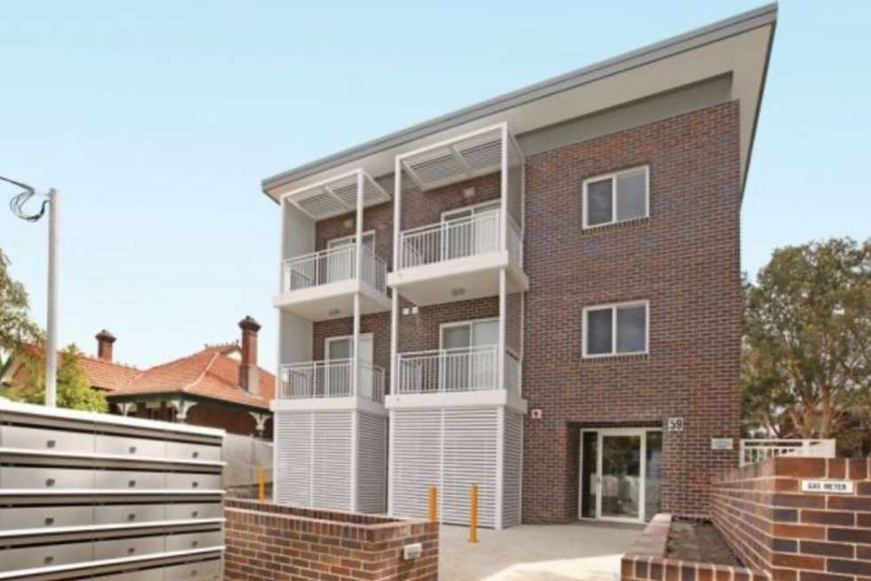 Third view of Homely studio listing, 59 Liverpool Road, Ashfield NSW 2131