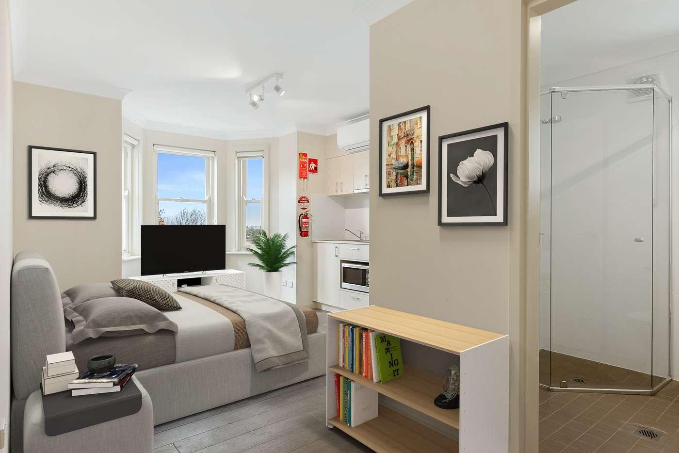 Main view of Homely apartment listing, 201/8 Albert Street, Petersham NSW 2049