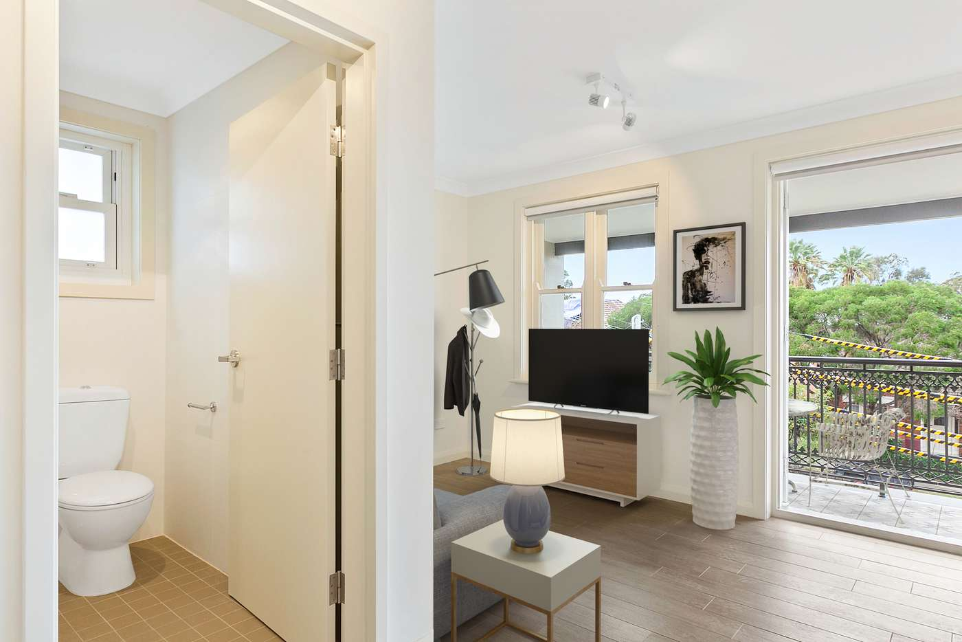 Seventh view of Homely apartment listing, 201/8 Albert Street, Petersham NSW 2049