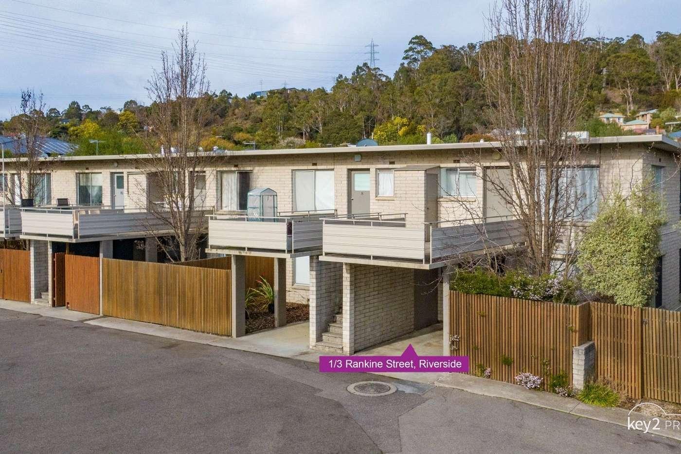 Main view of Homely unit listing, 1/3 Rankine Street, Riverside TAS 7250