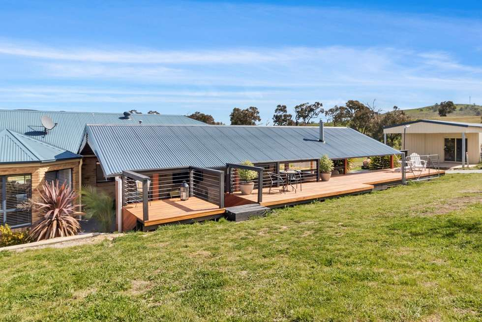 Second view of Homely acreageSemiRural listing, 37 Mates Drive, Royalla NSW 2620