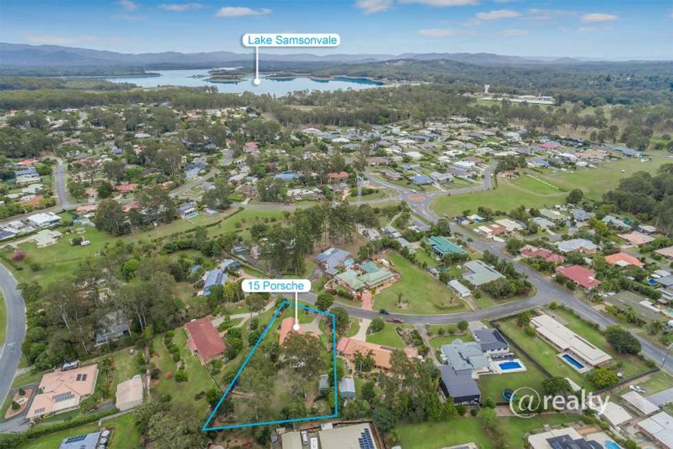 Third view of Homely house listing, 15 Porsche Court, Joyner QLD 4500
