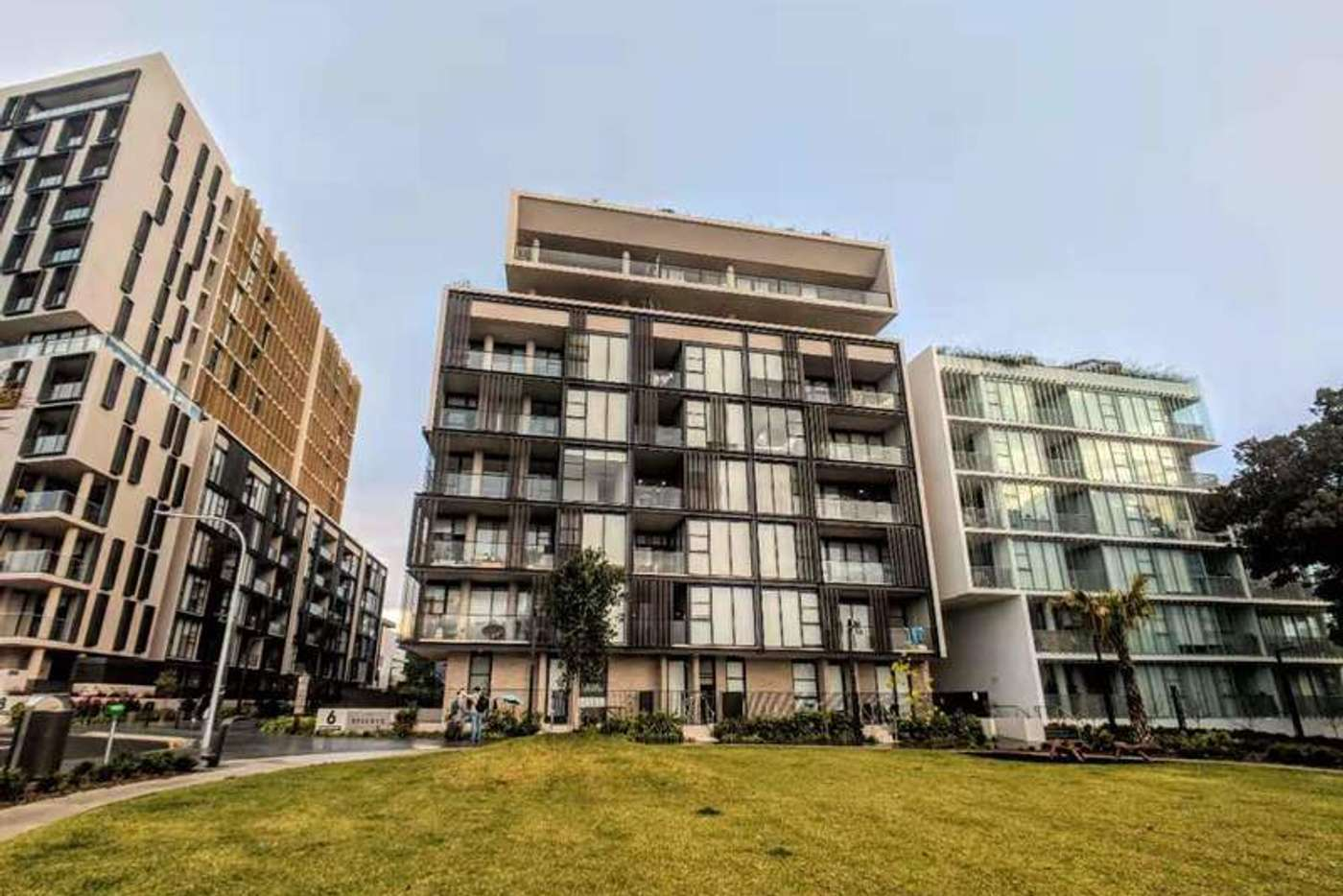 Main view of Homely apartment listing, 2301/6 Kingsborough Way, Zetland NSW 2017