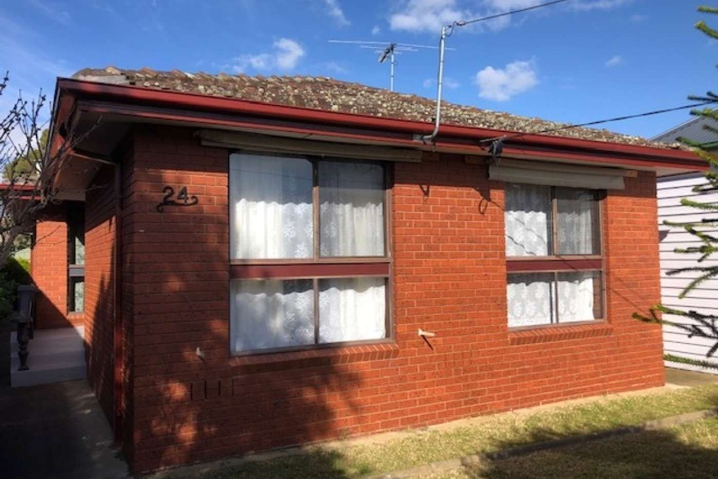 Main view of Homely house listing, 24 Saunders St, Coburg VIC 3058