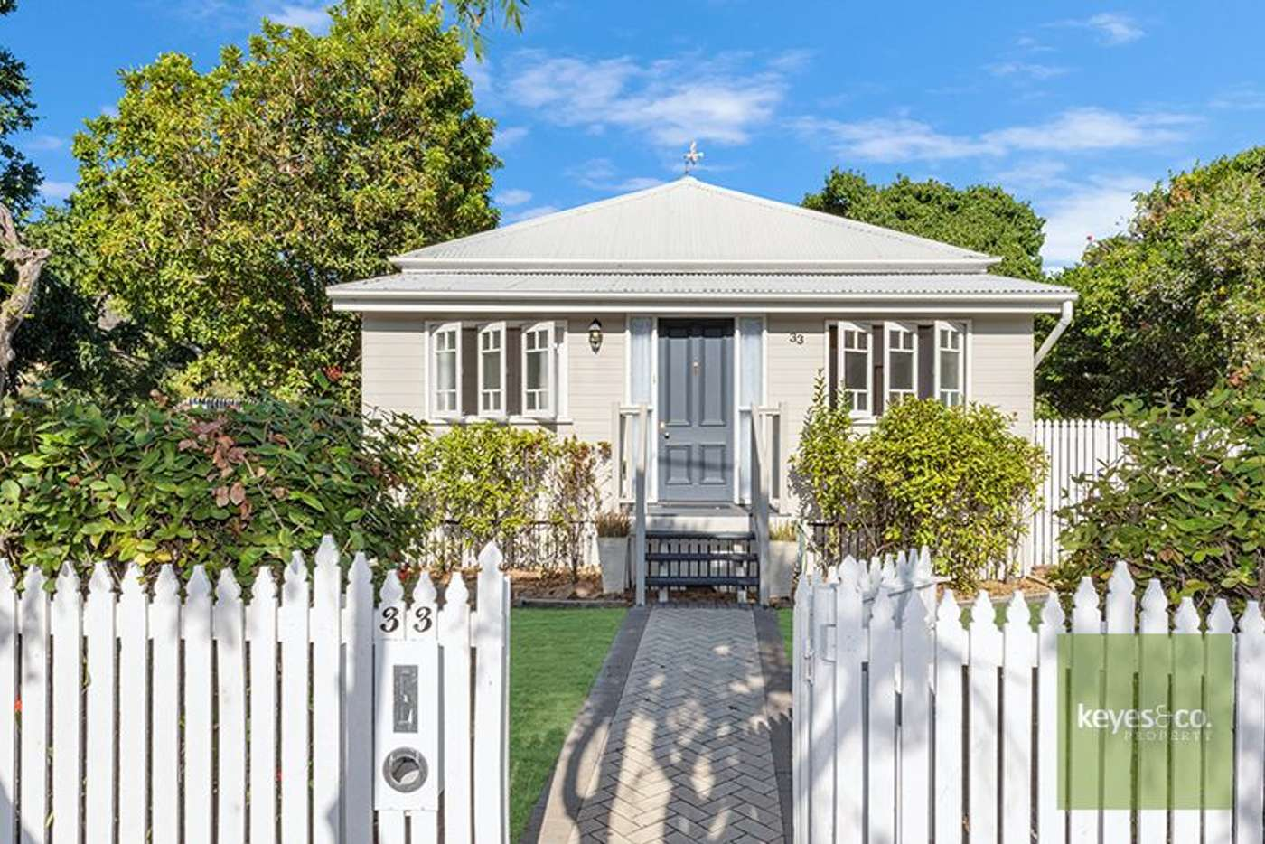 Main view of Homely house listing, 33 Estate Street, West End QLD 4810